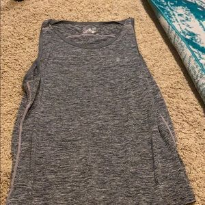 Heat gear loose fitted tank top